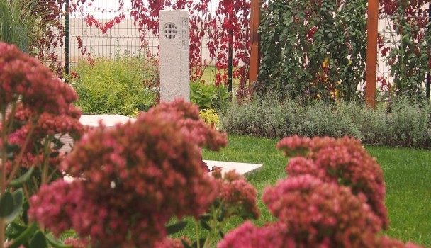záhrada oldza