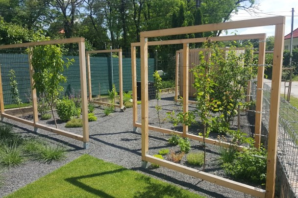 realizacia zahrady velke ulany