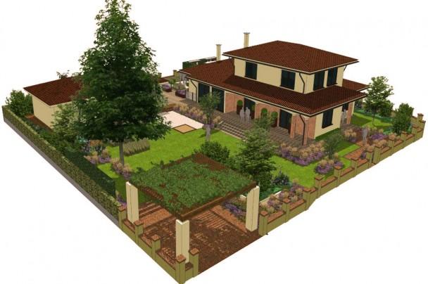 záhrada v pezinku